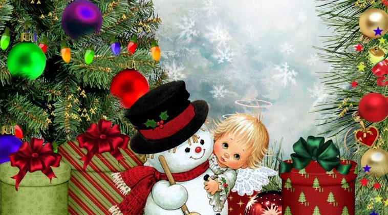 Christmas Angel Profile Picture Frames Facebook Photo