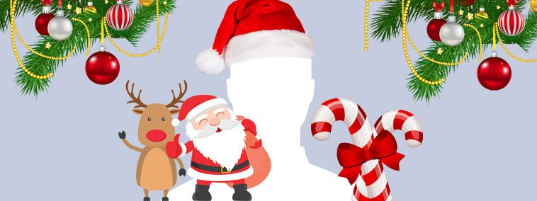 Merry Christmas Profile Photo Frames - Picture Frame for Facebook ...