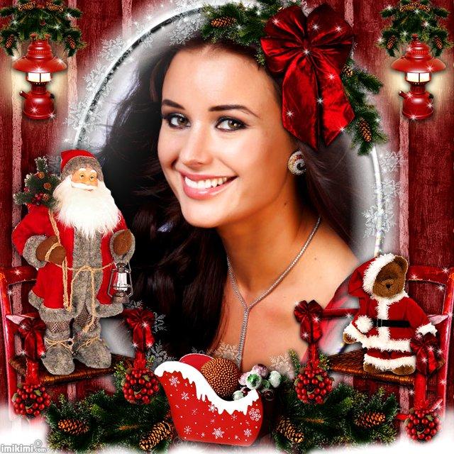 Merry Christmas 2017 Profile Frames