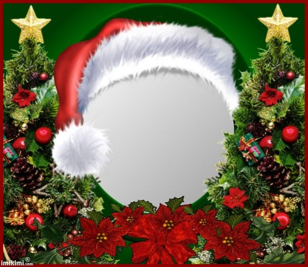 Merry Christmas 2017 frame - Profile Picture Frames for Facebook