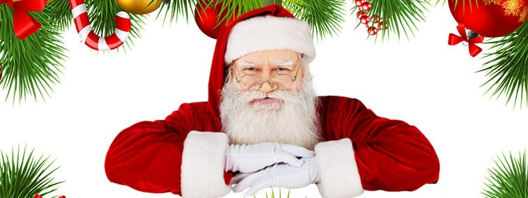 Santa Claus Merry Christmas Profile Picture Frames and Filter ...