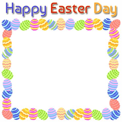 Easter Spring Profile Picture Frame for Facebook Photo Frame Filter ...