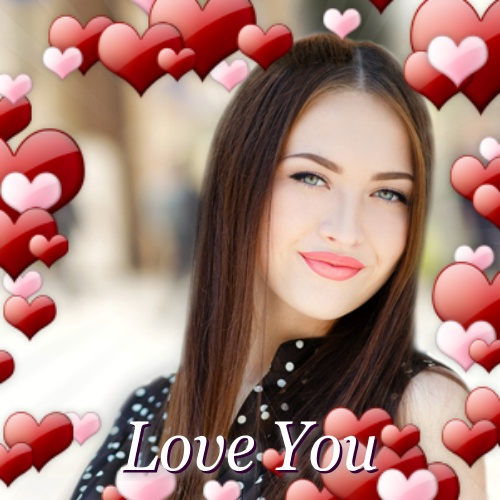 Facebook Valentines Day Profile Picture Frames How To Love You