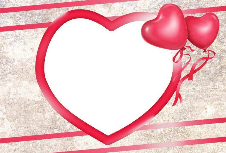 Happy Valentine\'s Day Frames - Profile Picture Frame - Profile ...