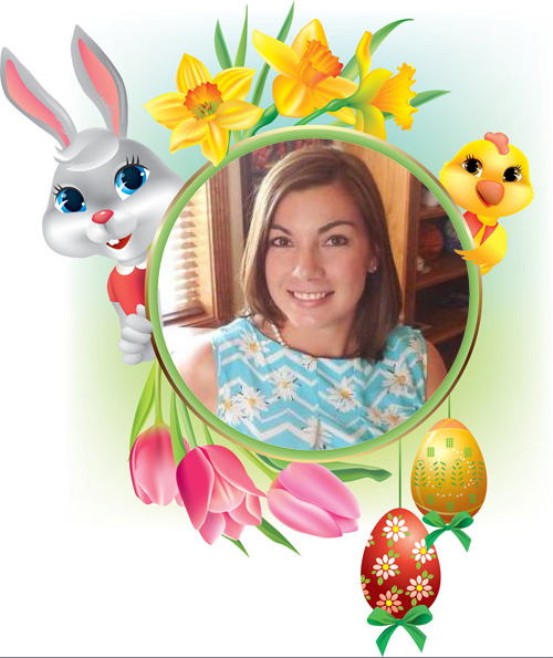 May The Fourth Be With You Filter: Easter Profile Picture Frame