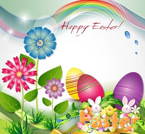 Add Happy Easter Profile Picture Frame - Easter Photo Frame Facebook ...