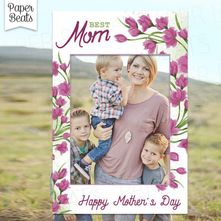 Happy Mothers Day Toni Tails Frame for Facebook Profile Picture ...
