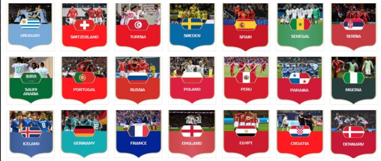 FIFA World Cup 2018 Russia Profile Picture Frame - Facebook Photo ...