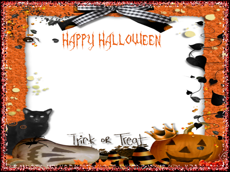 Happy Halloween 2018 Profile Picture Frame Facebook