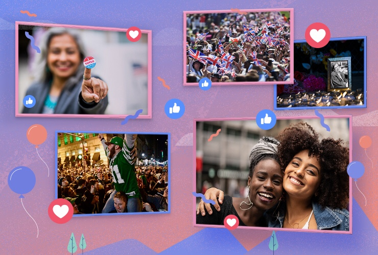 How to make video montage on facebook