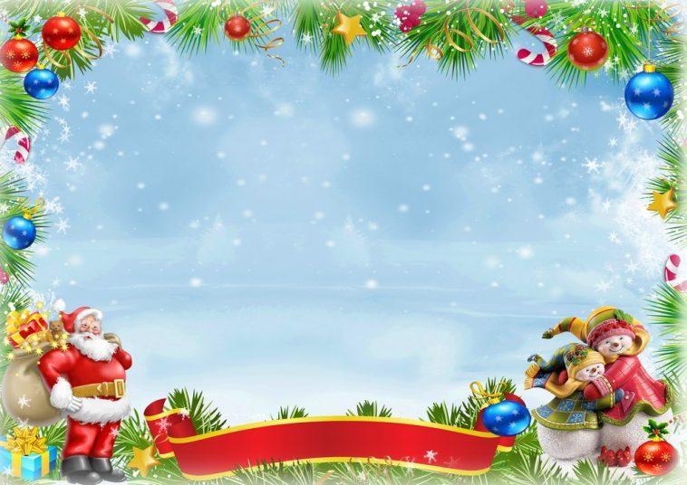 Christmas Frame.Profile Christmas Overlay Frame Profile Picture Frames For