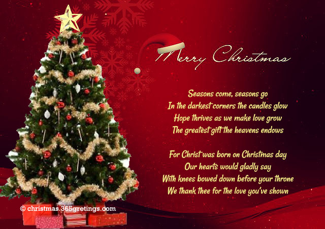 christmas-card-wording-poems - Profile Picture Frames for ...