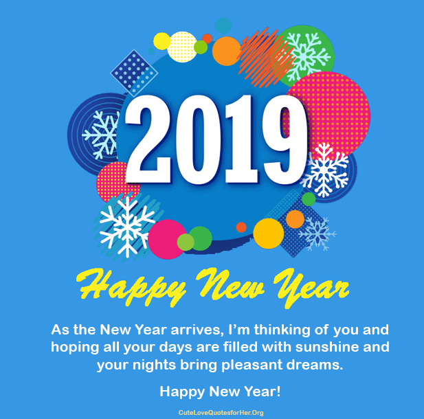 Happy New Year Quotes 2019 25