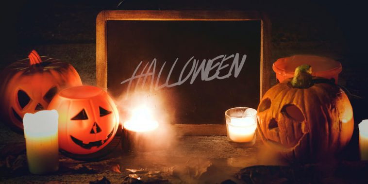 Halloween Images And Pictures Frames For Facebook Profile